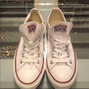 White women converse shoes